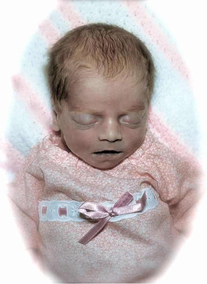 <p><em>Emma Kate Safris, born March 9, 2001.</em></p>