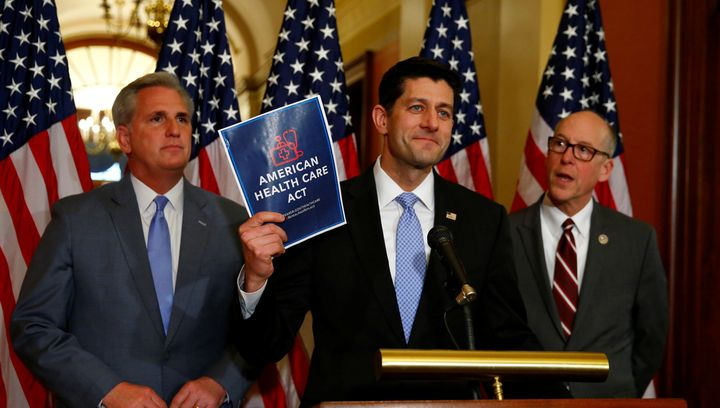 American Health Care Act  >> The American Health Care Act Is A Wealth Grab Not A Health Plan