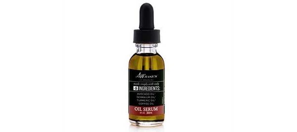 If your skin doesn't produce much oil on its own, one way to make up for that is by applying an oil serum. A little of this p
