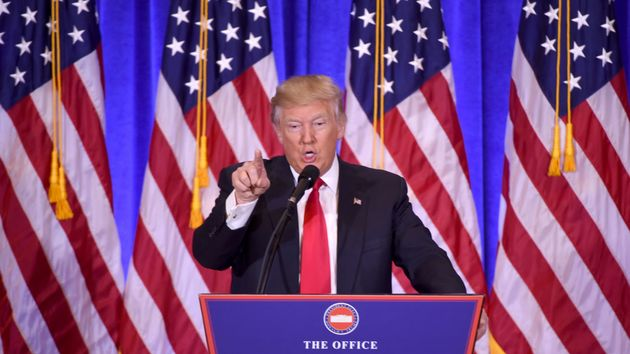 Donald Trump twisted the phrase 'fake news', which has been adopted in the