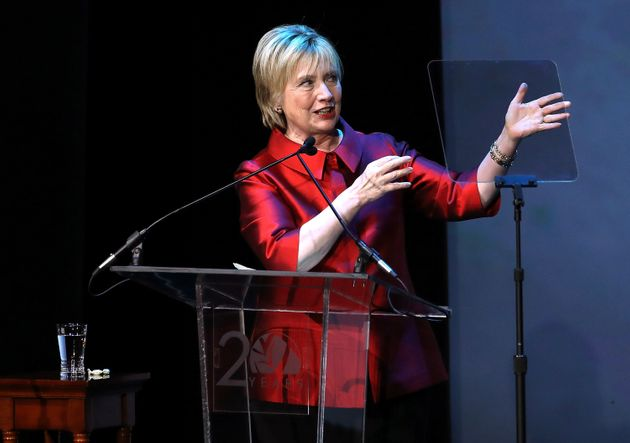 Hillary Clinton And Her New Haircut Have Clearly Moved Past