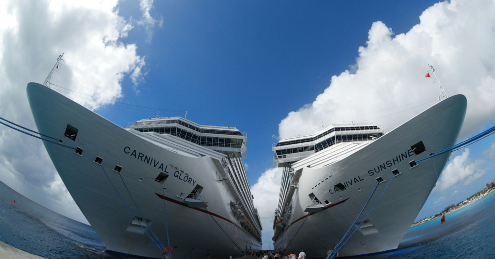 How Taking A Cruise Can Change The World Huffpost