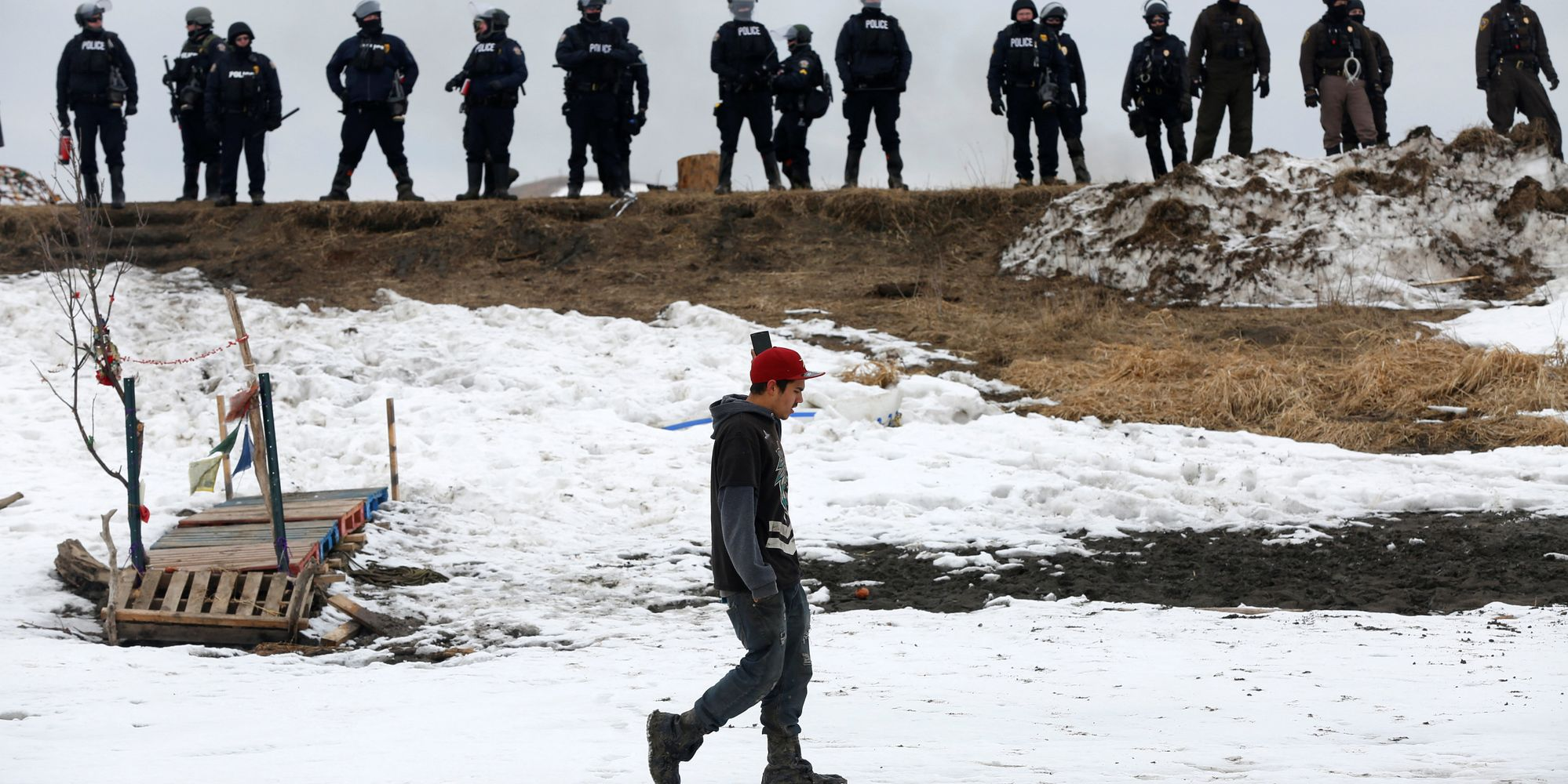 Dakota Access Protesters Fighting Warrant to Search their Facebook Accounts