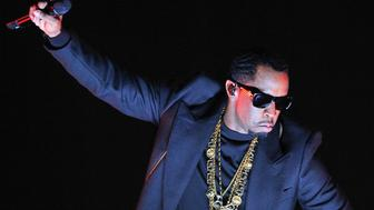 OAKLAND, CA - SEPTEMBER 30:  Sean 'Puff Daddy' Combs performs at the Bad Boy Family Reunion Tour at ORACLE Arena on September 30, 2016 in Oakland, California.  (Photo by Steve Jennings/Getty Images)