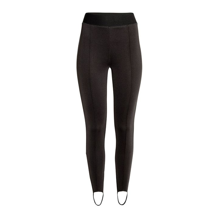 "<a rel=""nofollow"" href=""http://rstyle.me/n/cgm43vjduw"" target=""_blank"">H&M Jersey Leggings,</a> $25"