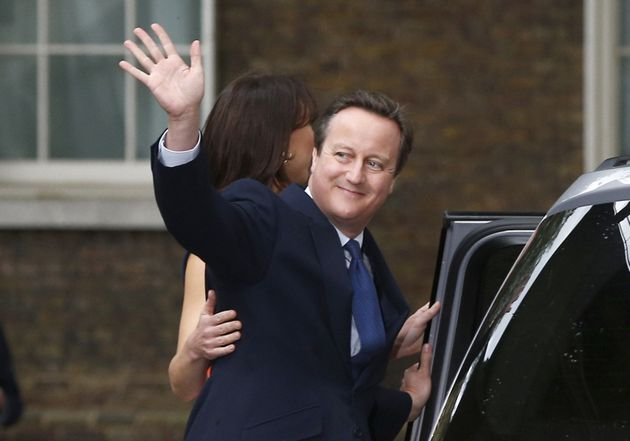 David Cameron has defended the Battlebus campaign. 'Lots of political parties have these bus tours. You...