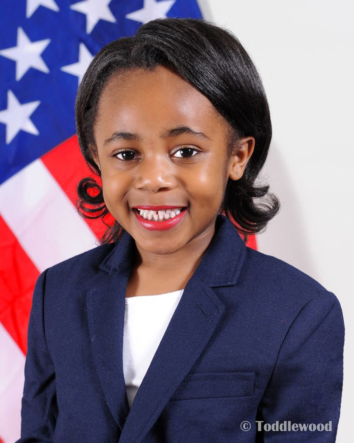 Imani as Condolezza Rice