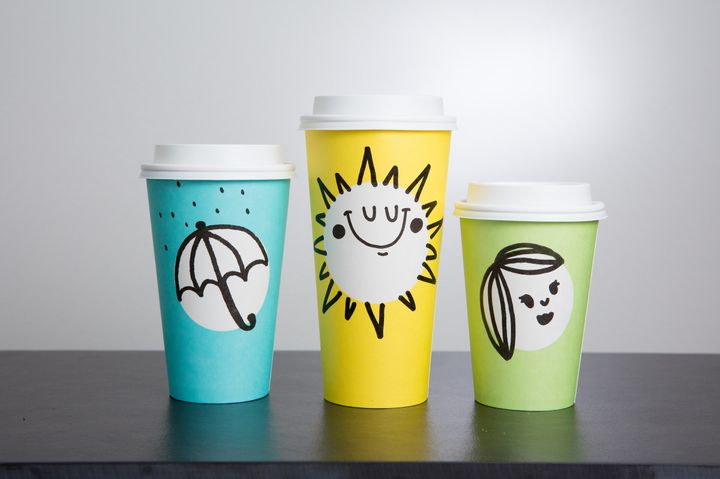 You're Not Going To Recognize Starbucks' New Spring Cups