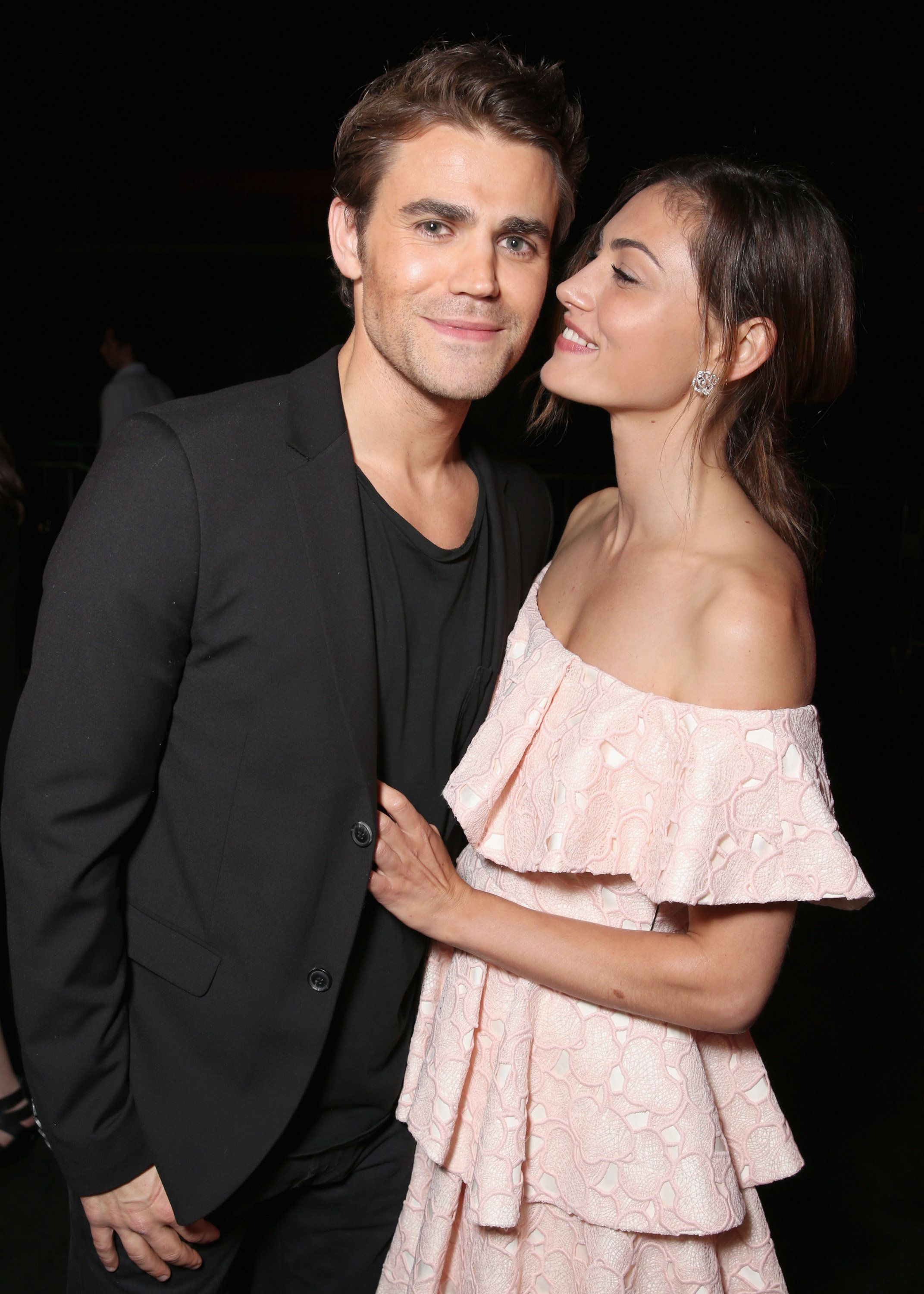 Who is paul wesley dating in Perth