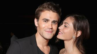 SAN DIEGO, CA - JULY 23:  Actors Paul Wesley (L) and Phoebe Tonkin attend Entertainment Weekly's Comic-Con Bash held at Float, Hard Rock Hotel San Diego on July 23, 2016 in San Diego, California sponsored by HBO.  (Photo by Todd Williamson/Getty Images for Entertainment Weekly)