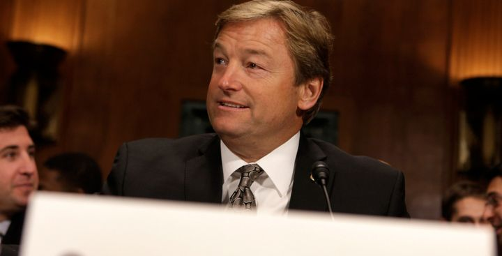 Democrats think Sen. Dean Heller (R-Nev.) is an example of a Republican who could be in trouble if the GOP's replacement