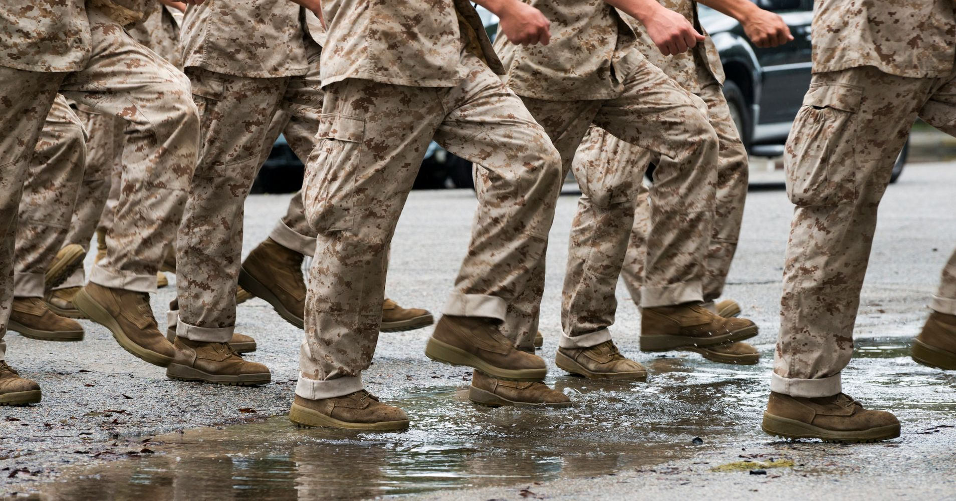 Nations top Marine speaks at Camp Lejeune, New River - WNCT