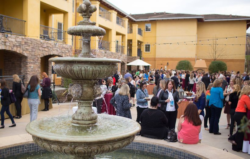 The Women of Vine & Spirits Global Symposium is being held March 13-15 at the Meritage Resort in Napa, CA