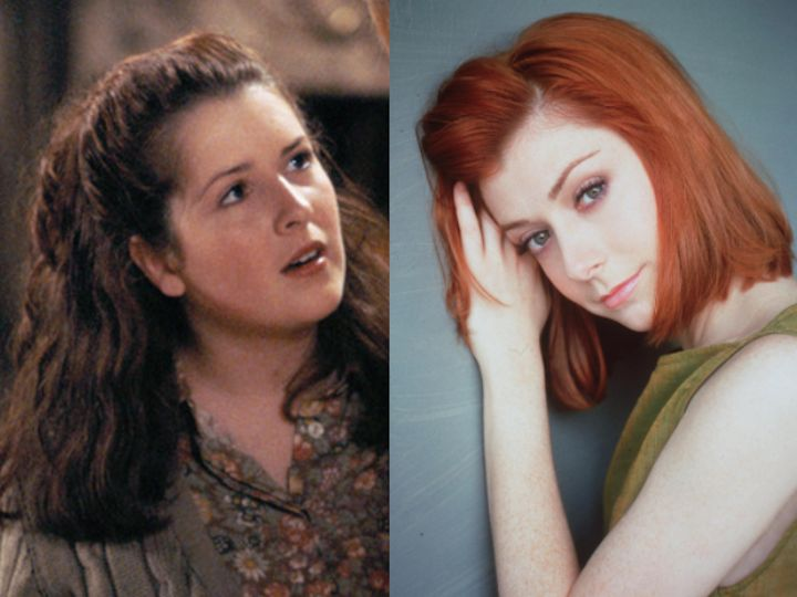 Riff Regan was cast as the original Willow until Alyson Hannigan replaced her in the pilot.