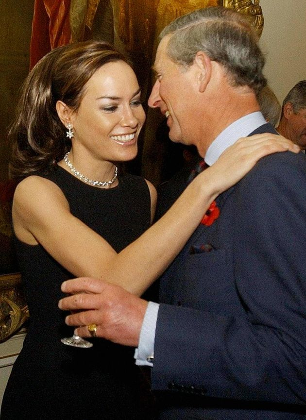 The Prince of Wales and Tara Palmer-Tomkinson were