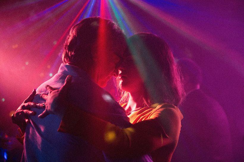 Francisco Reye and Daniela Vega in <em>Una mujer fantástica | A Fantastic Woman </em>  CHL/USA/DEU/ESP 2017. Director: Sebast