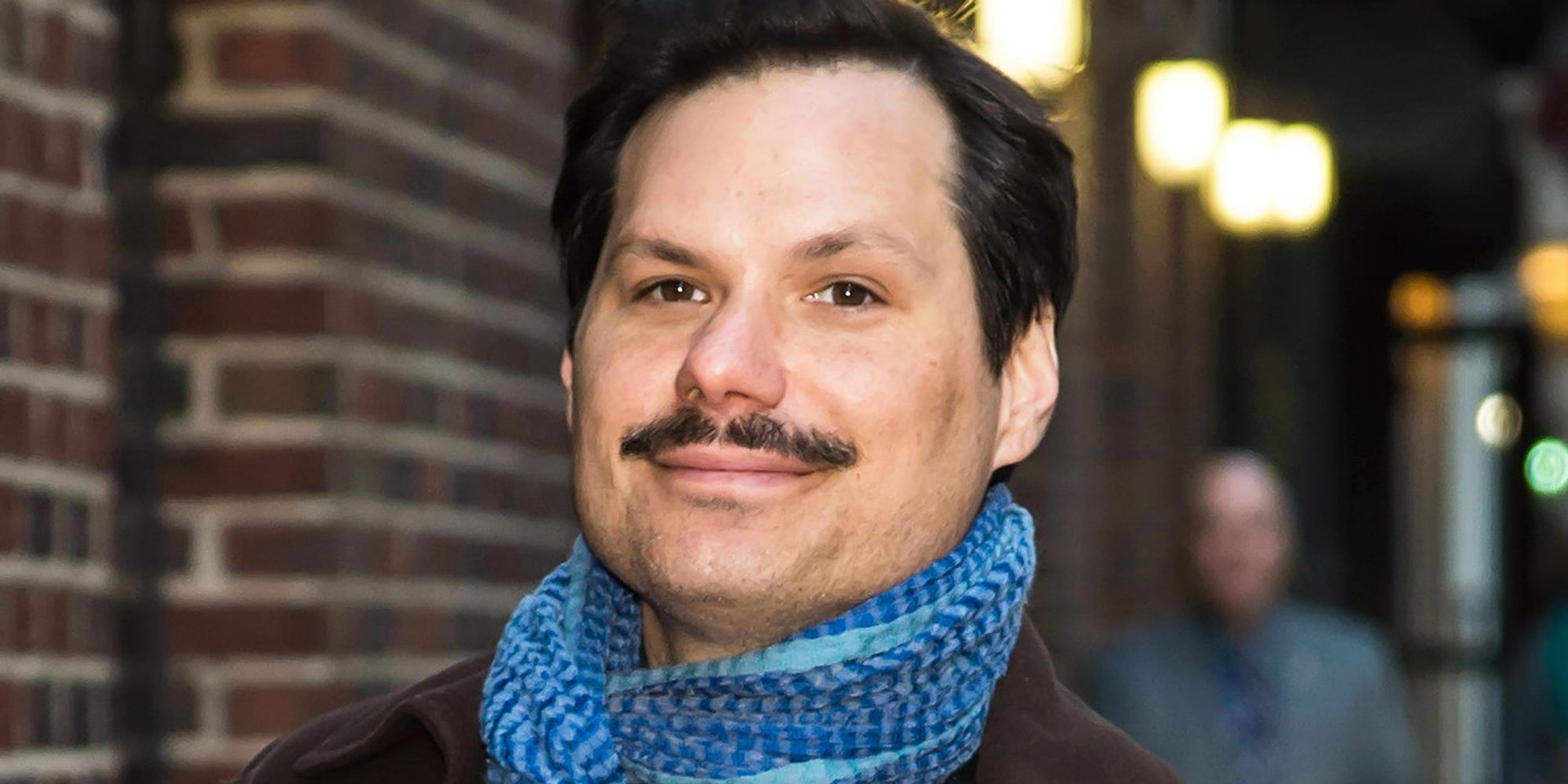 Michael Ian Black Uses A Story About A Sandwich To Explain Donald Trump