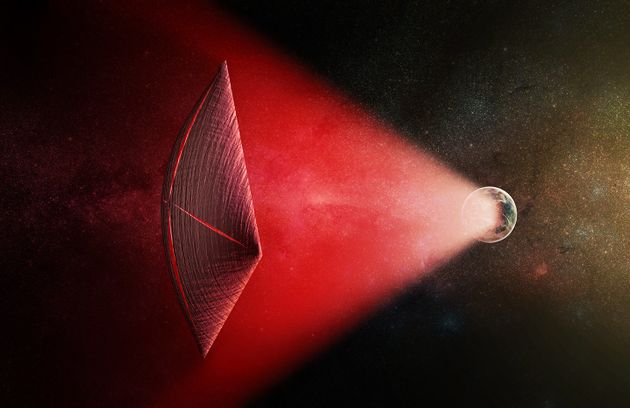 Fast Radio Bursts Could Be Evidence Of Interstellar Spaceships, Scientists