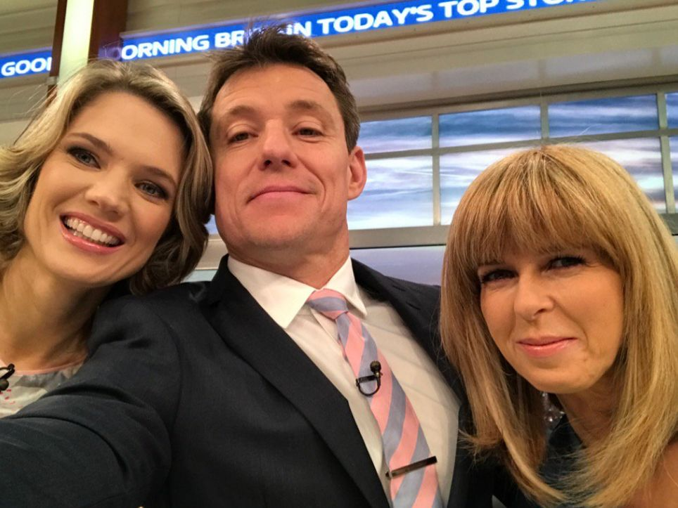 GMB's Kate And Ben Are A Lesson In Why You Shouldn't Get Drunk On A School
