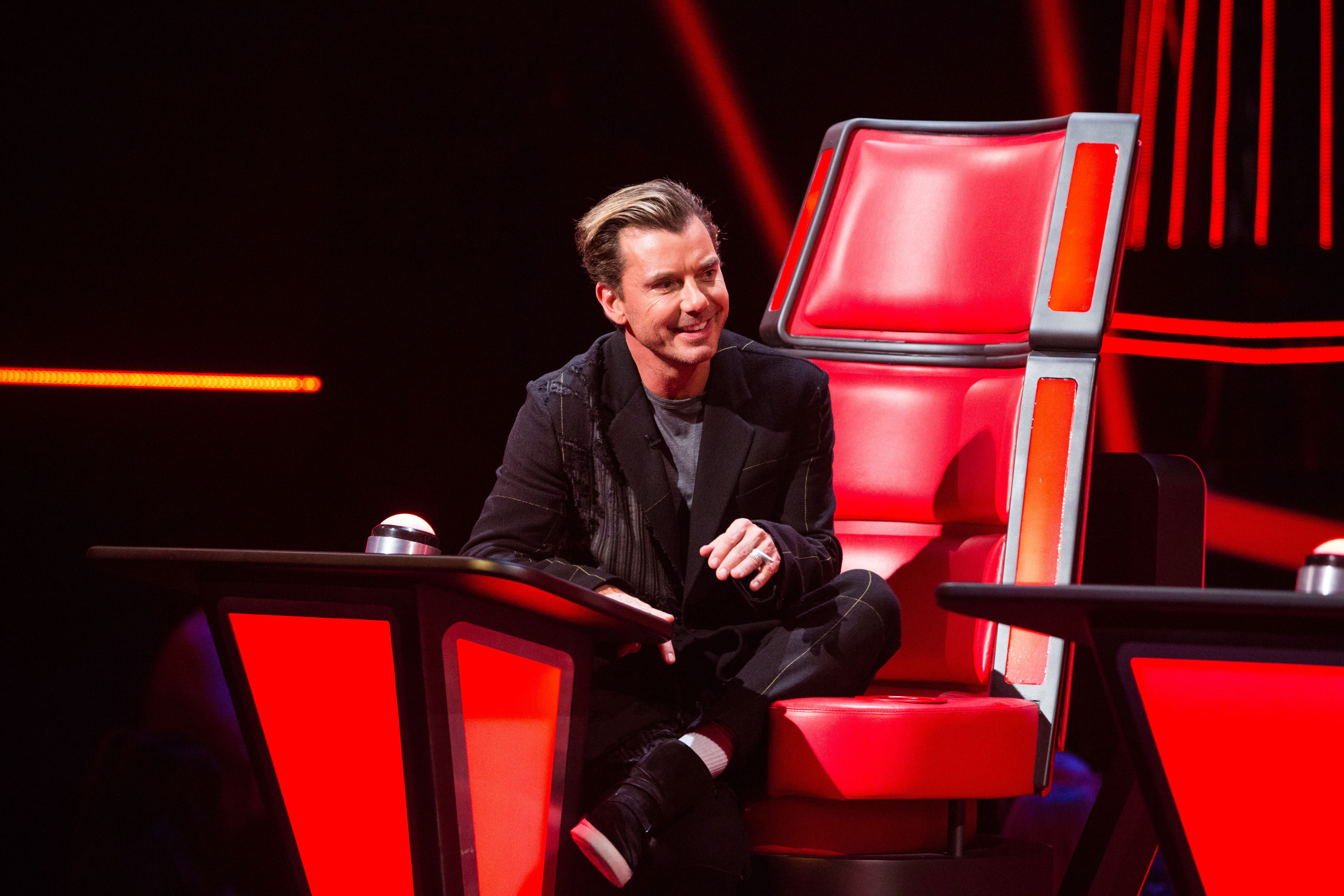 The Voice's Gavin Rossdale Responds To Criticism Of His Appointment As A