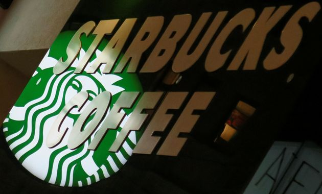Falling footfall to Starbucks stores has coincided with a