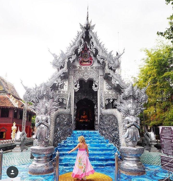 <p>Wat Si Supan, Chiang Mai, Thailand</p>