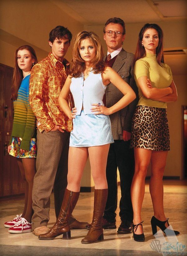 'Buffy The Vampire Slayer' Is 20 Years Old, But How Many Recurring Characters Can You