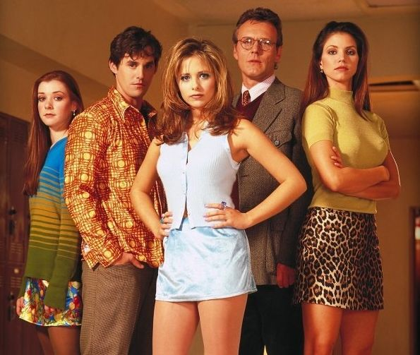 WB Its 20 Years Since Buffy The Vampire Slayer Debuted