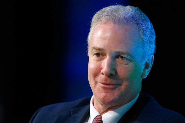 Sen. Chris Van Hollen (D-Md.) led all 2016 congressional candidates— by a lot —in the amount of campa