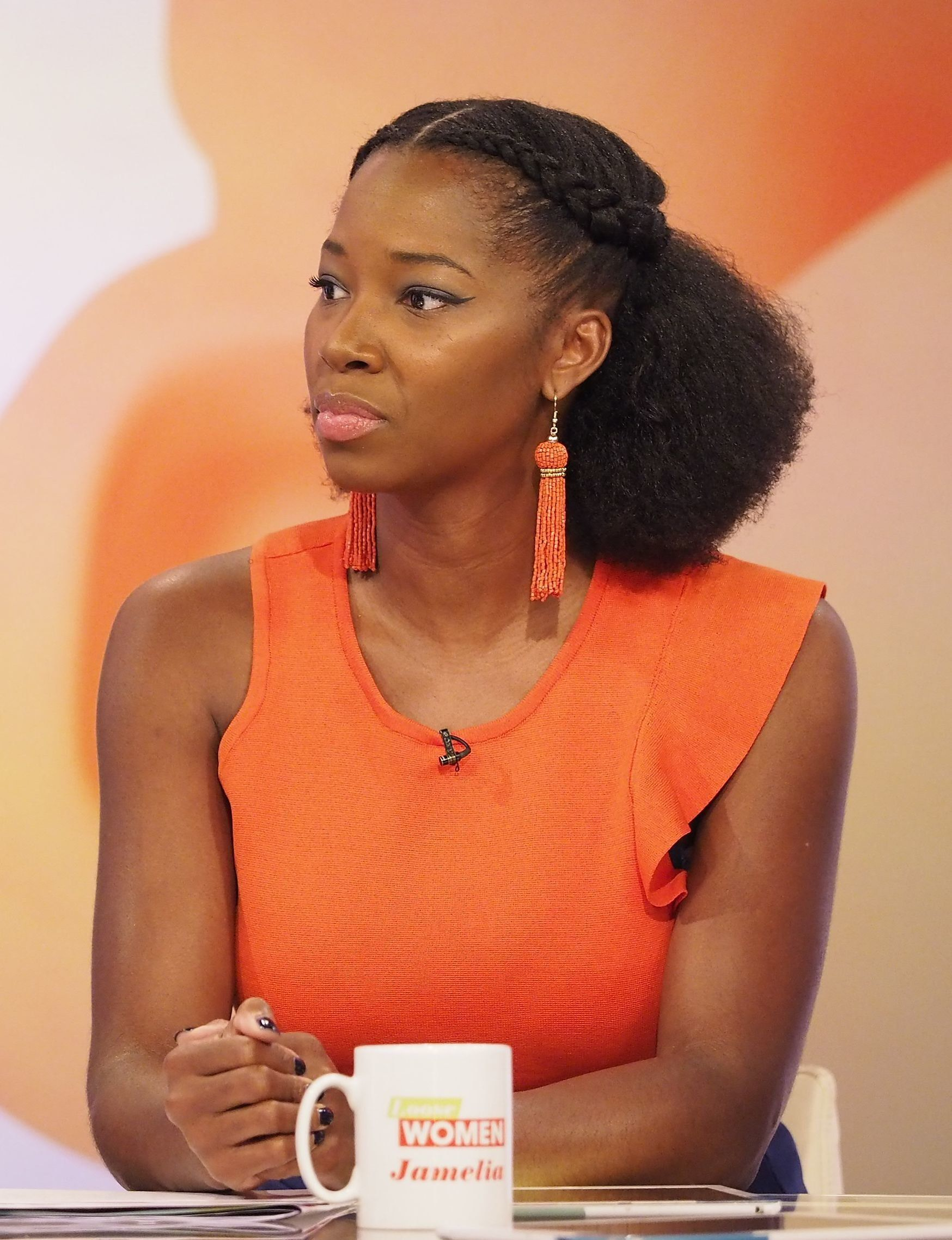 Jamelia on 'Loose