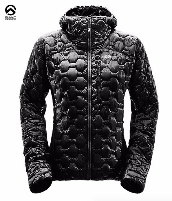 Find a nice, light puffer jacket. You'll be thankful for the extra layer when you're on the mountain, and it's also an e