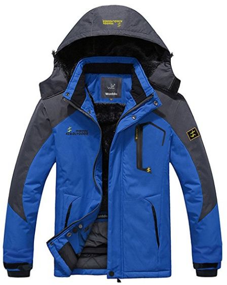 "Find a jacket that's wind-proof and waterproof. The more pockets the better. Amazon has <a href=""https://www.amazon.com/Best-"