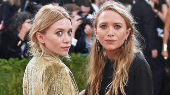 NEW YORK, NY - MAY 02:  Mary-Kate Olsen (L) and Ashley Olsen attend the 'Manus x Machina: Fashion In An Age Of Technology' Costume Institute Gala at Metropolitan Museum of Art on May 2, 2016 in New York City.  (Photo by Mike Coppola/Getty Images for People.com)