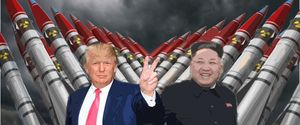 TRUMP NORTH KOREA AND THE NUCLEAR OPTION