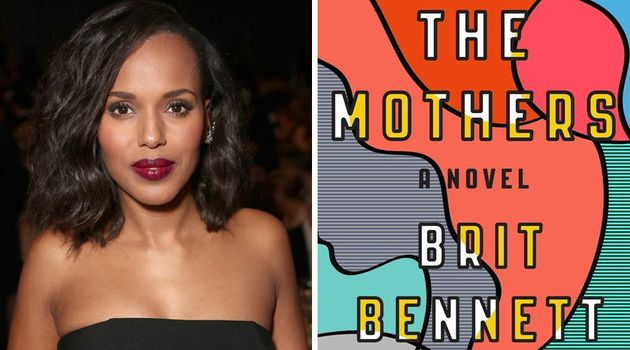 Kerry Washington Is Turning One Of Last Year's Most Important Books Into A