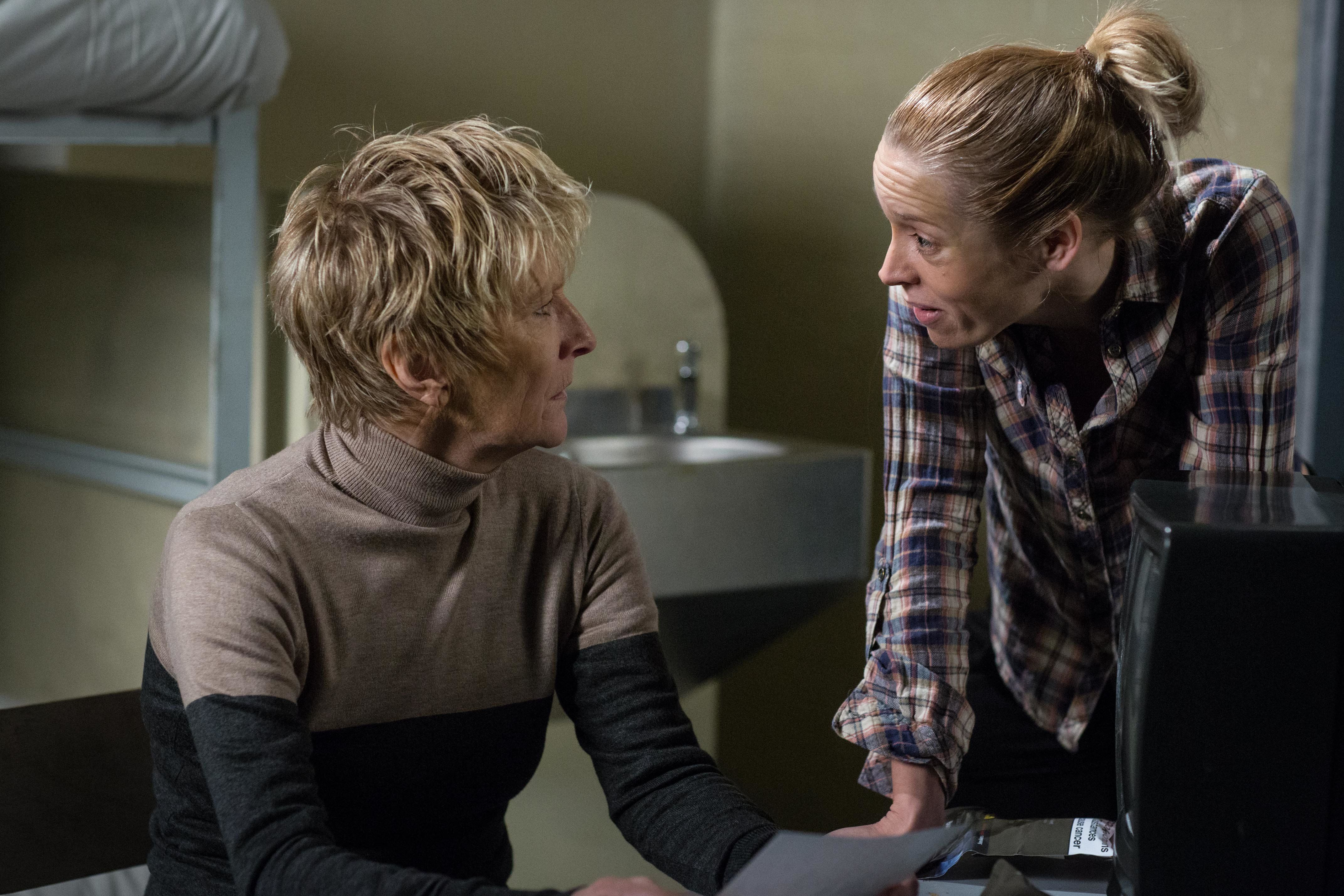 Spoiler! 'EastEnders' Shirley Carter Faces Her First Prison