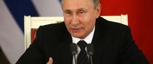 VLADMIR PUTIN MOSCOW KREMLIN RUSSIA PRESIDENT