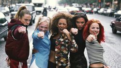 In This Old Clip, The Spice Girls Call Out Dutch TV Host For Defending