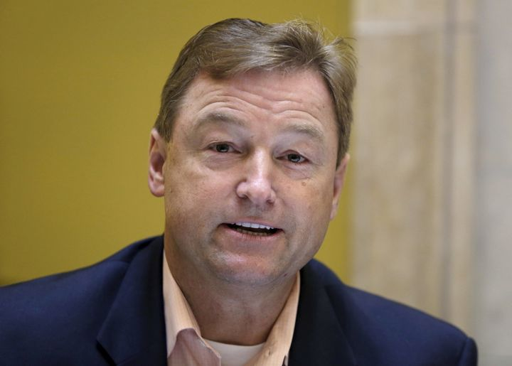 Sen. Dean Heller (R-Nev.) is raising money off of mean tweets.