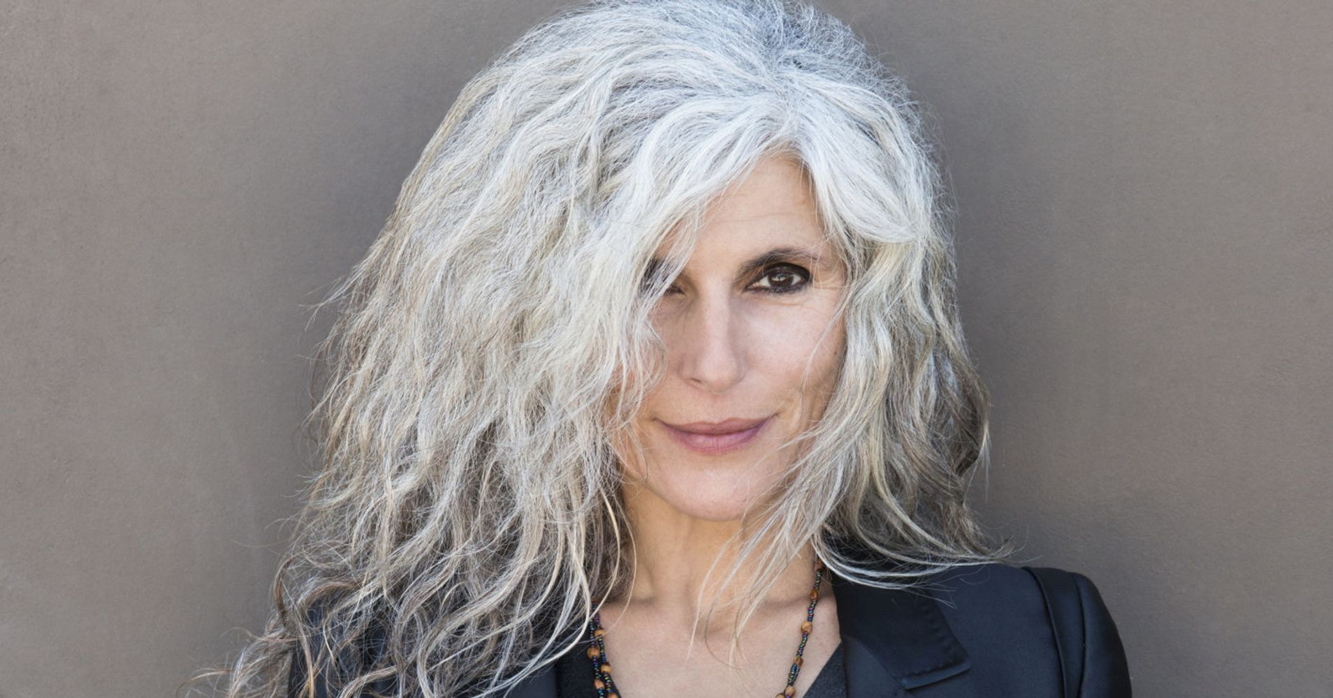 17 hairstyles that prove going gray (and white) is gorgeous | huffpost