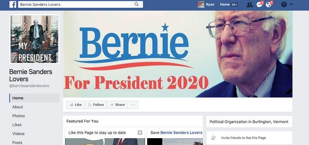 The Bernie Sanders Campaign Faced A Fake News Tsunami. Where Did It Come