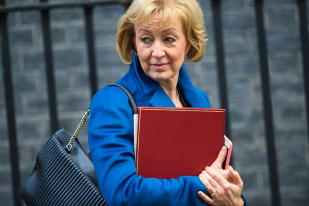 Environment Minister Andrea Leadsom has expressed her support for repealing the Hunting