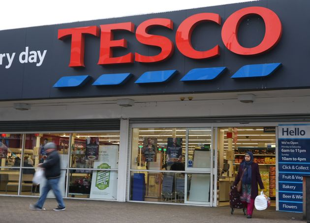Tesco chairman John Allan said white men were becoming an 'endangered species' in top business