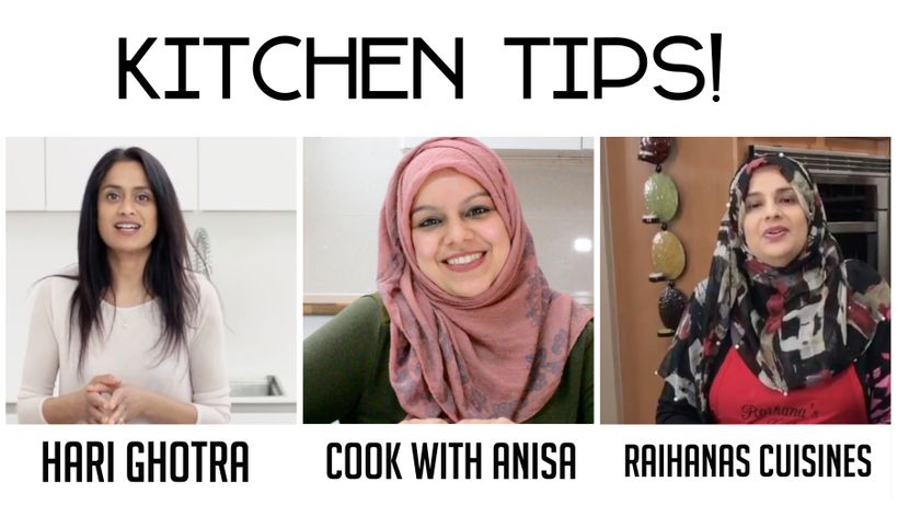 Kitchen Tips Episode 1
