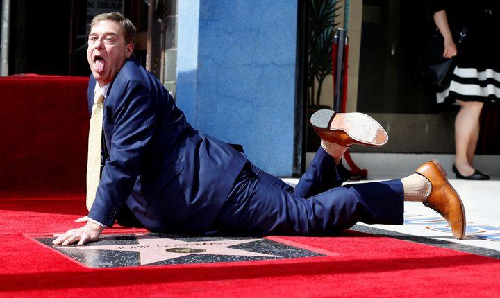John Goodman being John Goodman.