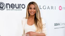 Pregnant Ciara 'Thankful For God's Grace' After Car
