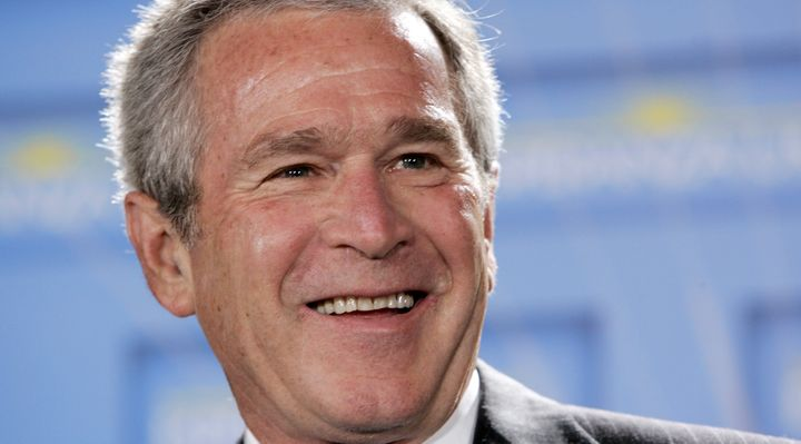 "It&rsquo;s the first time since former President <a href=""https://www.huffpost.com/topic/george-w-bush"" target=""_blank"">Georg"