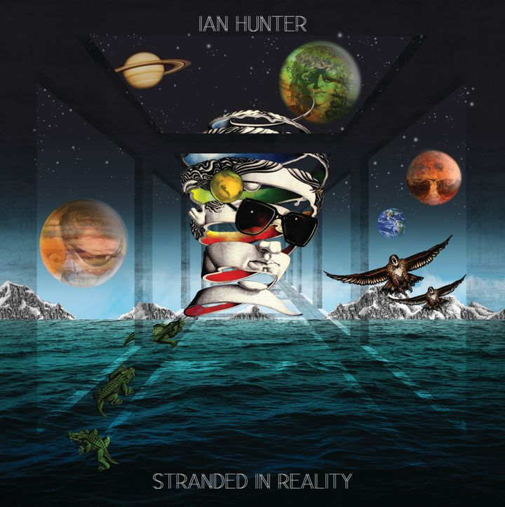 Ian Hunter / <em>Stranded In Reality</em>