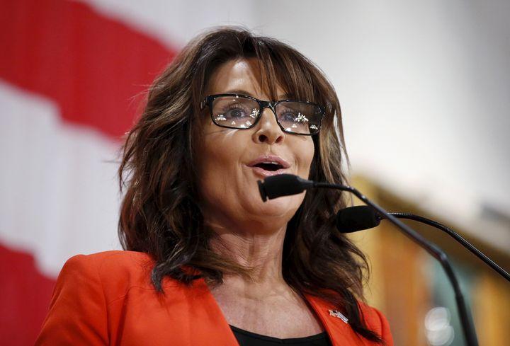 Sarah Palin isn't a fan of the new GOP health care plan.