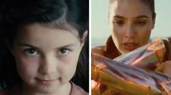 See 'Wonder Woman' Grow Up To Be A Badass In New